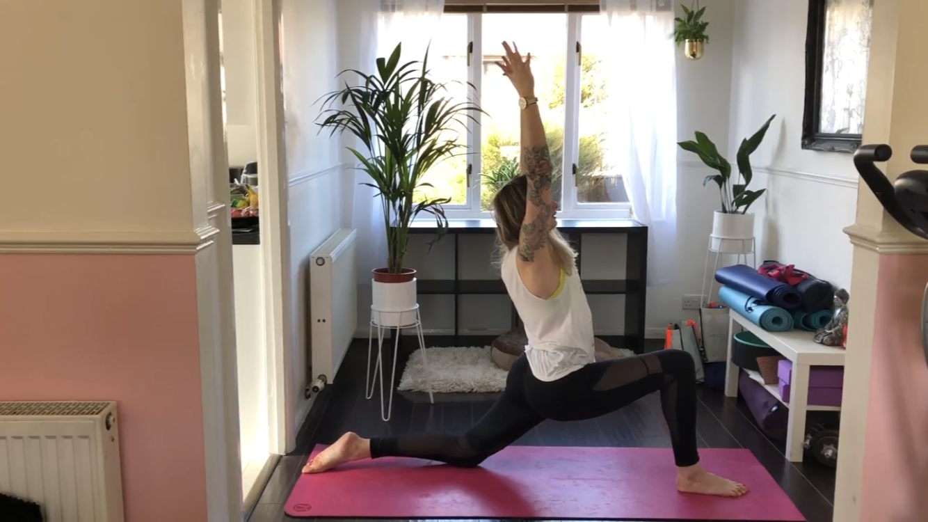 A Yoga Sequence To Help You Commit to a Daily Practice